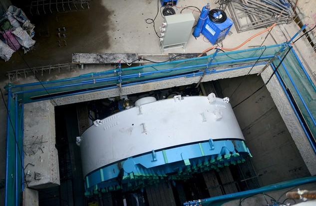 Máy khoan Nhật Bản là thiết bị mới lớn mới nhất Việt Nam nhập từ Nhật Bản (ảnh minh hoạ)