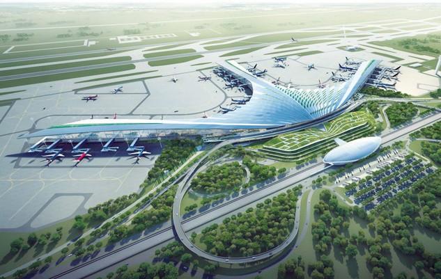Nguồn vốn cho giải phóng mặt bằng giai đoạn 1 của Dự án Cảng hàng không quốc tế Long Thành là 23.000 tỷ đồng. Ảnh: Nhã Chi