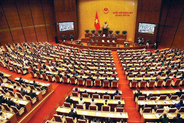 Bộ trưởng Bộ KH&ĐT Nguyễn Chí Dũng sẽ trả lời chất vấn trước Quốc hội về tăng cường quản lý, kiểm soát, tránh lãng phí trong đầu tư công. Ảnh: Thanh Sơn