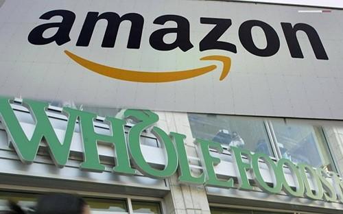 Amazon dự tính chi 13,7 tỷ USD mua lại chuỗi bán lẻ thực phẩm Whole Foods - Ảnh: CNN.