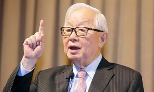Ông Morris Chang thành lập TSMC từ năm 1987. Ảnh:taipeitimes