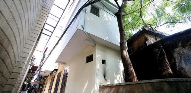 """Hà Nội còn tồn tại 132 nhà """"siêu mỏng, siêu méo"""""""