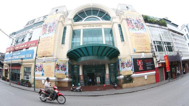 """Gói thầu """"Cung cấp lắp đặt màn hình LED"""" do Nhà hát Kịch Hà Nội mời thầu phát hành HSMT đến ngày 7/8/2017. Ảnh: Lê Tiên"""