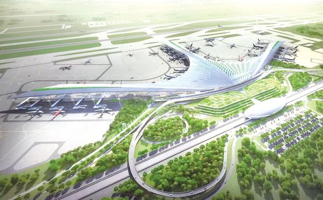 UBND tỉnh Đồng Nai đã thành lập Tổ công tác xây dựng Báo cáo nghiên cứu khả thi Dự án Thành phần Sân bay Long Thành. Ảnh: Mai Hà