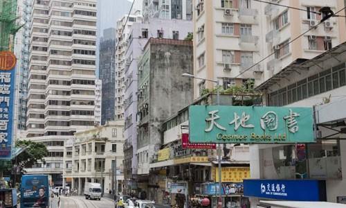 Nhiều thành phố lớn của châu Á đang có giá nhà thuộc nhóm cao nhất thế giới và nhà giá rẻ ngày càng thiếu hụt. Ảnh:JLL