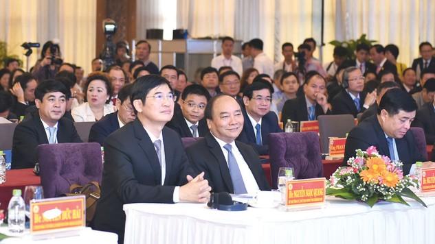 Thủ tướng Nguyễn Xuân Phúc dự Hội nghị Xúc tiến đầu tư tỉnh Quảng Nam tổ chức vào tháng 3/2017