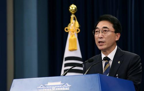 Hàn Quốc yêu cầu Triều Tiên ngừng thách thức hòa bình thế giới