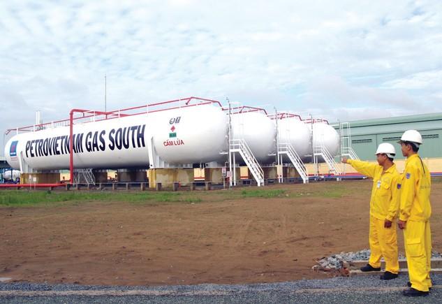 PVN cho rằng, việc PV PIPE và PV COATING không được tham gia các dự án do PV GAS đầu tư là thiệt thòi lớn đối với hai đơn vị này. Ảnh: Hoài Nam