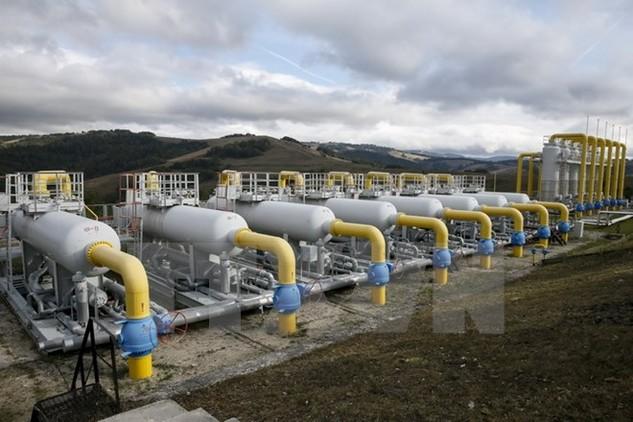 Trung Quốc đẩy mạnh xây ống dẫn khí đốt xuyên biên giới với Nga