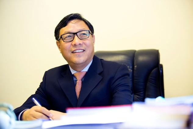 Thứ trưởng Bộ Kế hoạch và Đầu tư Đặng Huy Đông