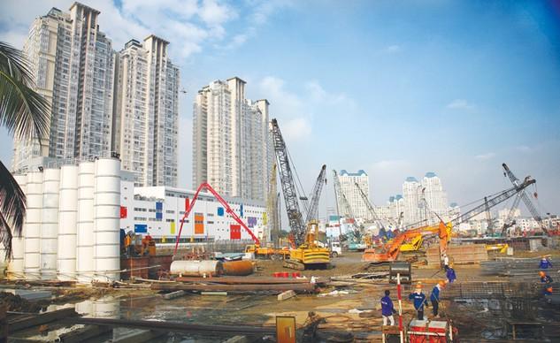 Nhiều doanh nghiệp trong lĩnh vực xây dựng hưởng lợi từ sự phục hồi của hoạt động đầu tư, xây dựng và thị trường bất động sản
