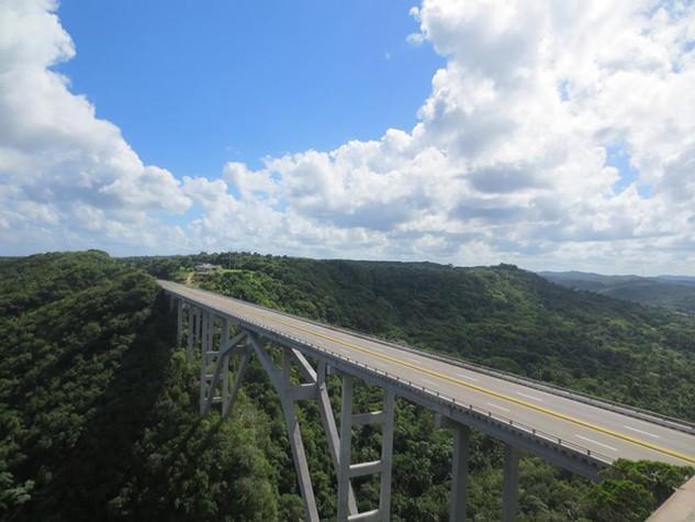 Kết cấu hạ tầng của Cuba đã có nhiều khởi sắc