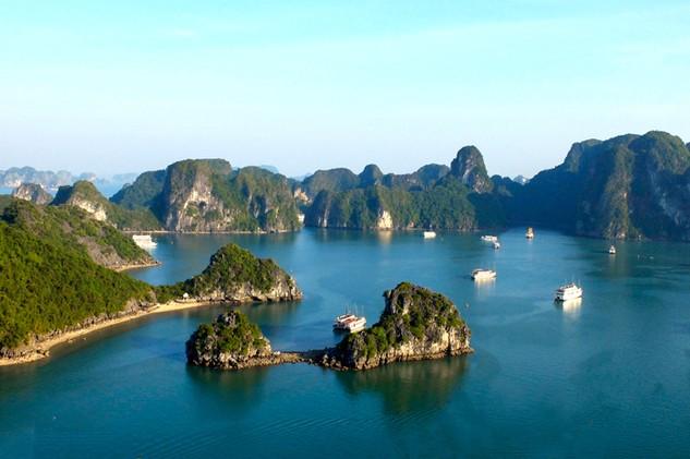 Vịnh Hạ Long - một danh thắng được các nhà đầu tư đề xuất quản lý theo mô hình PPP