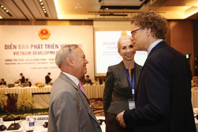 Nỗ lực cải cách môi trường đầu tư, kinh doanh của Chính phủ được cộng đồng quốc tế đánh giá cao