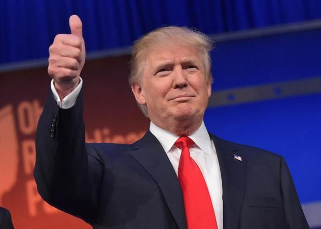Donald Trump làm nên lịch sử khi là doanh nhân - tỷ phú đầu tiên ngồi lên ghế tổng thống