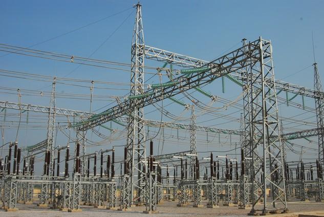 Hoạt động kinh doanh truyền thống của PCC1 là xây lắp điện. Ảnh: Ngọc Loan