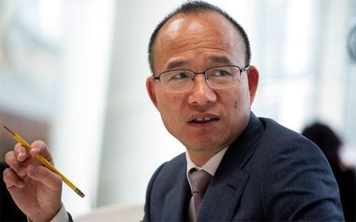 Tỷ phú Trung Quốc Guo Guangchang - Ảnh: Bloomberg