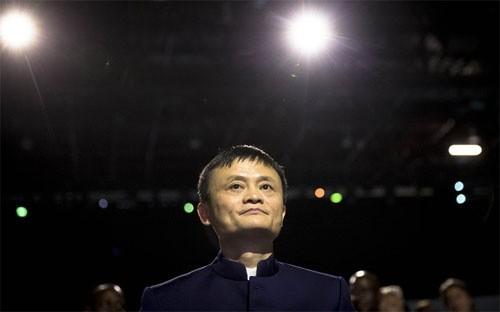 Tỷ phú Jack Ma, nhà sáng lập tập đoàn thương mại điện tử Alibaba - Ảnh: Bloomberg.