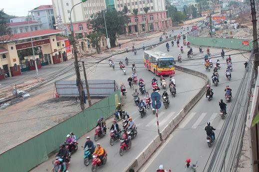 Hà Nội sẽ thông xe tuyến chính Đường Vành đai 2 trước Tết Nguyên đán