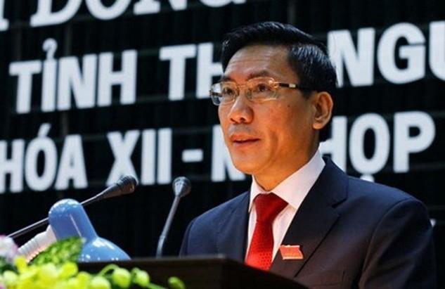 Ông Vũ Hồng Bắc. Ảnh Thainguyen.gov.vn