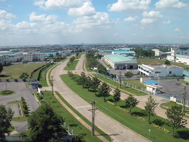 Sodenazi là đơn vị đóng góp 10 KCN trọng điểm của tỉnh Đồng Nai