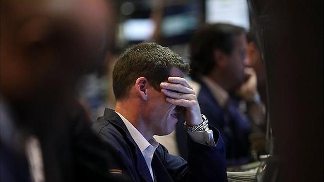 Chưa kịp nở nụ cười trong phiên hồi phục thứ Ba, giới đầu tư phố Wall đã nhanh chóng nhận cú sốc trong phiên thứ Tư (Ảnh minh họa: AFP)