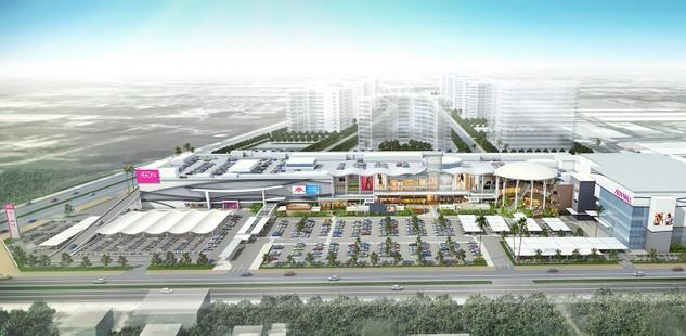 Chuỗi trung tâm thương mại Aeon Mall của Pure Projects