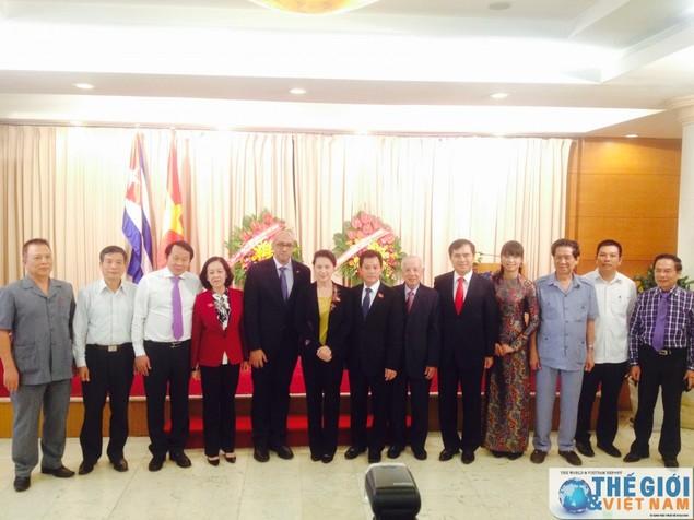 Đồng chí Trương Thị Mai nhận trọng trách mới - ảnh 1