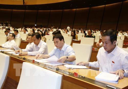 Kỳ họp thứ 3, Quốc hội khóa XIV: Phòng, chống tham nhũng trong sử dụng tài sản công - ảnh 1