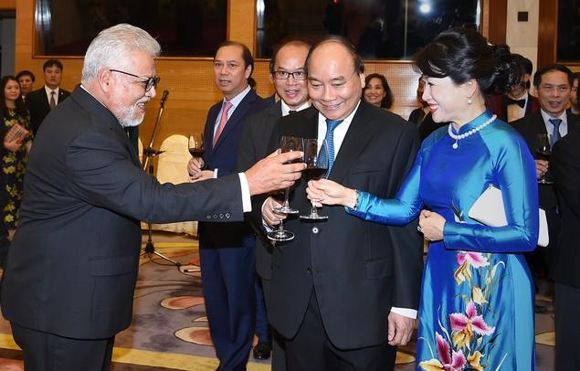 Thủ tướng: Việt Nam sẽ luôn là người bạn chân thành, đối tác tích cực, tin cậy, trách nhiệm - ảnh 1