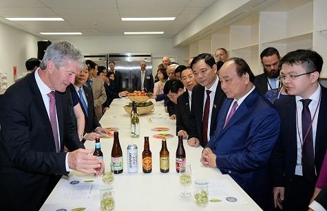 Thủ tướng tiếp các tập đoàn lớn của New Zealand - ảnh 3