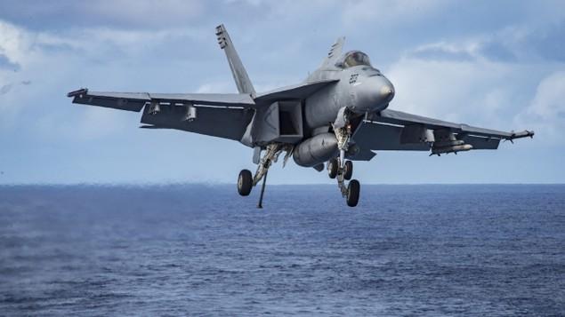 Sức mạnh cụm tàu sân bay chiến đấu Mỹ đang tuần tra Biển Đông - ảnh 6