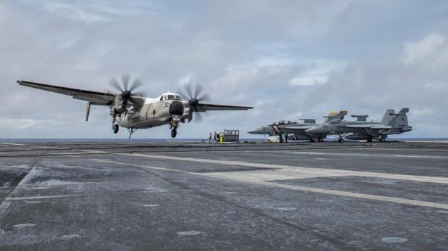 Sức mạnh cụm tàu sân bay chiến đấu Mỹ đang tuần tra Biển Đông - ảnh 8