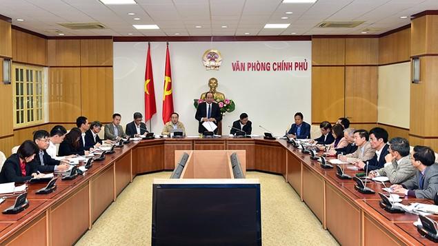 Thủ tướng muốn nghe giới nghiên cứu 'tham mưu' trực tiếp - ảnh 1