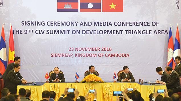 Hội nghị CLV 9: Thủ tướng nêu 7 đề xuất hợp tác triển khai nhanh - ảnh 3