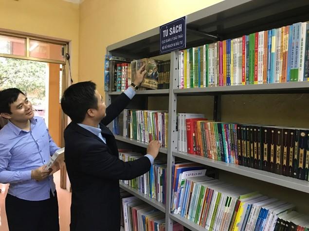 Công đoàn Cục QLĐT trao quà từ thiện tại Tuyên Quang - ảnh 1