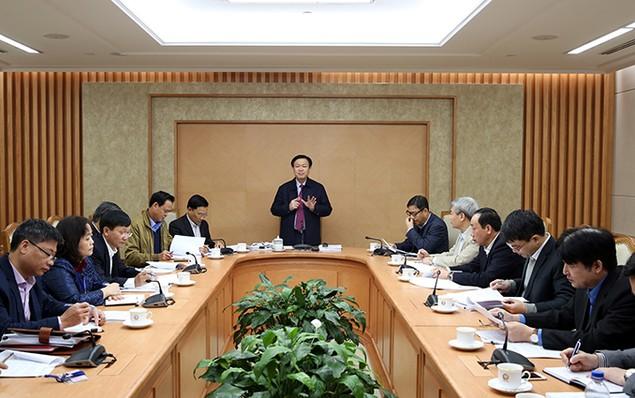 Phó Thủ tướng nêu hai mục tiêu kép của cơ cấu lại khối DNNN - ảnh 1