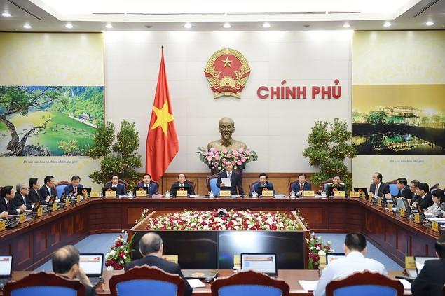 Thủ tướng yêu cầu triển khai ngay kế hoạch sản xuất-kinh doanh - ảnh 1