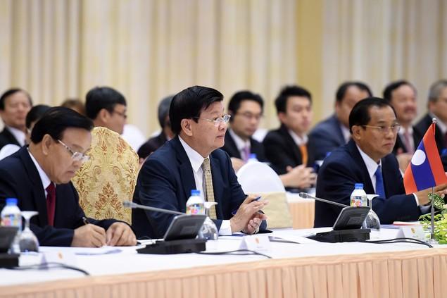 Lần đầu tiên Thủ tướng Việt, Lào chủ trì họp Ủy ban liên Chính phủ - ảnh 2
