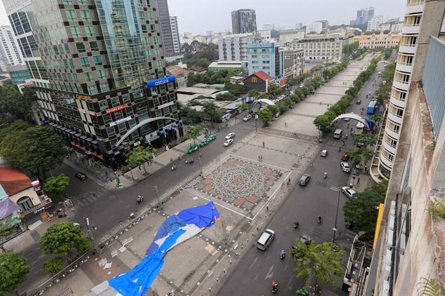 Những tuyến phố có mặt tiền triệu đô tại TPHCM - ảnh 1
