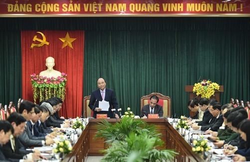 Thủ tướng: Tuyên Quang phải là hình mẫu về kinh tế lâm nghiệp - ảnh 1