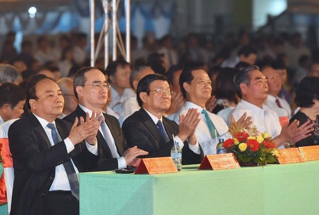 Thủ tướng chia sẻ quan điểm phát triển Trà Vinh - ảnh 1