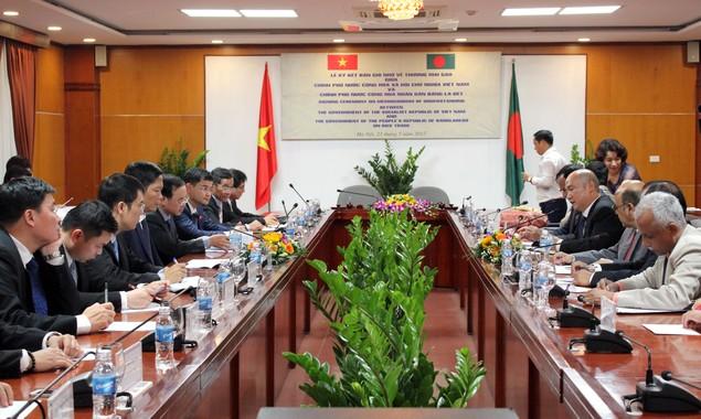 Gia hạn bản Ghi nhớ về thương mại gạo giữa Việt Nam và Bangladesh - ảnh 1