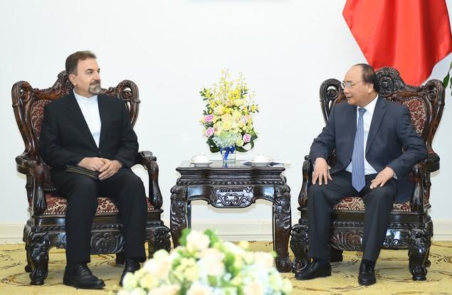 Thúc đẩy hơn nữa quan hệ kinh tế, thương mại với Iran - ảnh 1