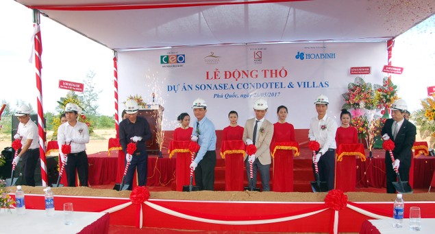 CEO Group ra mắt dự án Sonasea Condotel & Villas tại Phú Quốc - ảnh 1