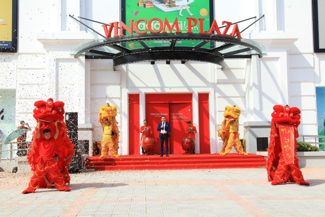 Vincom đạt mốc 40 Trung tâm thương mại trên toàn quốc - ảnh 1