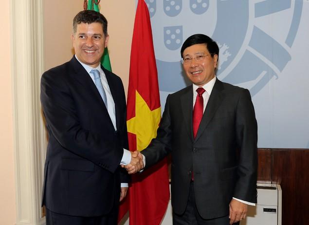 Đẩy mạnh hợp tác kinh tế Việt Nam - Bồ Đào Nha - ảnh 2
