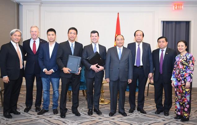 Thủ tướng hoan nghênh doanh nghiệp Việt niêm yết trên sàn NASDAS, Hoa Kỳ - ảnh 1