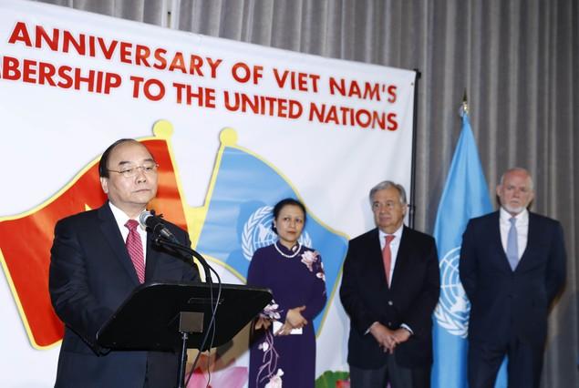 Thủ tướng thăm, làm việc tại Trụ sở Liên Hợp Quốc - ảnh 2