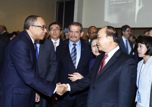Thủ tướng thăm, làm việc tại Trụ sở Liên Hợp Quốc - ảnh 3